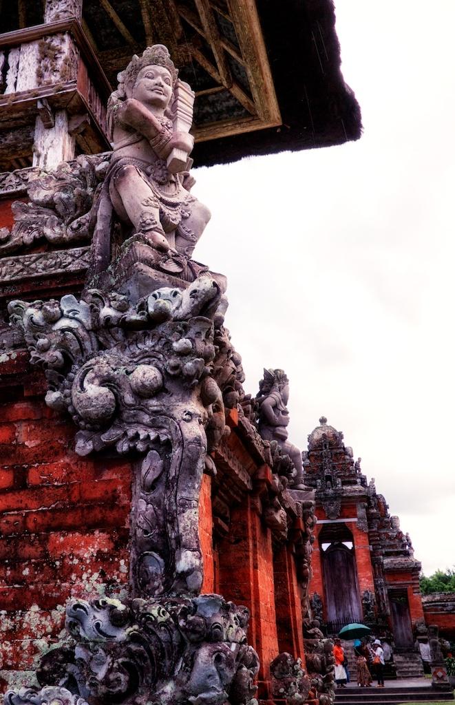 Bali, holiday in April 2014